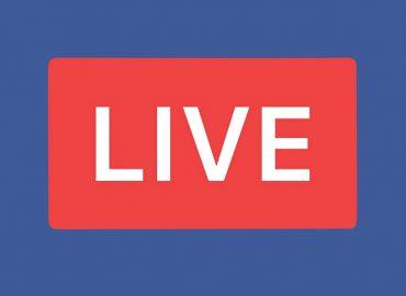 facebook live crossposting