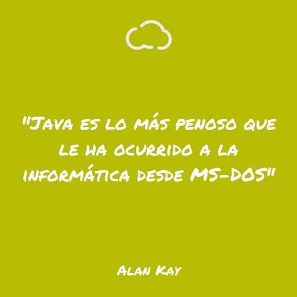 frases de informatica Alan Kay