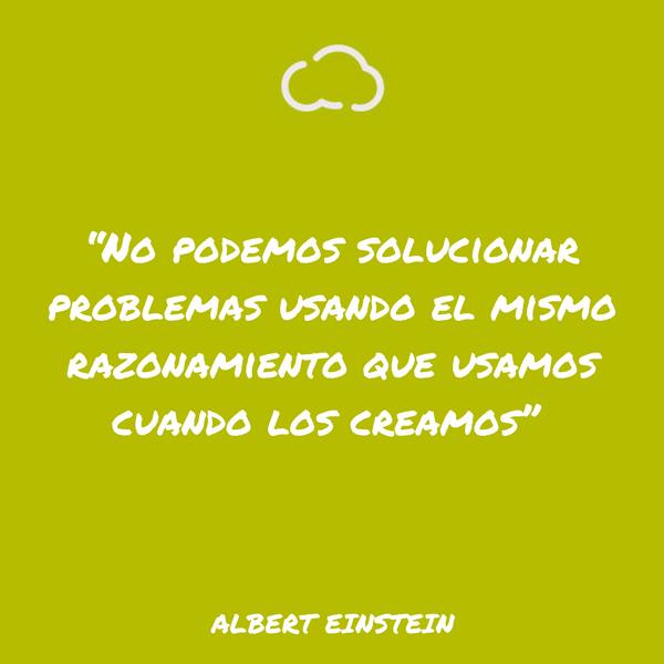 frases de informatica Albert Einstein