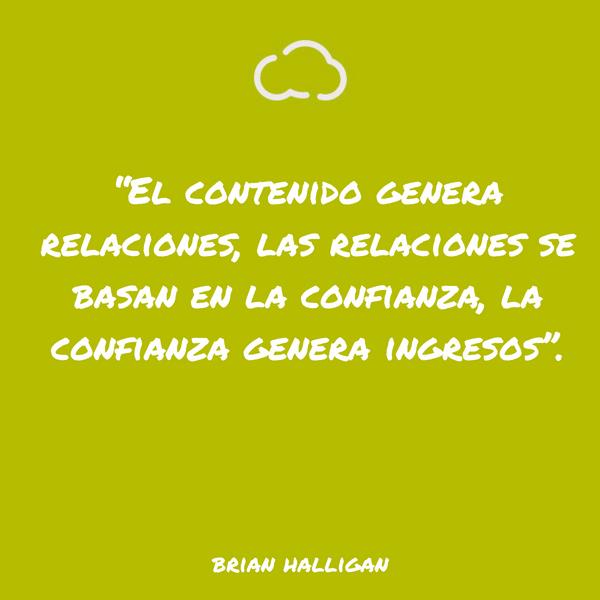 frases de informatica Brian Halligan
