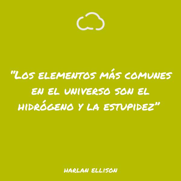frases de informatica Harlan Ellison