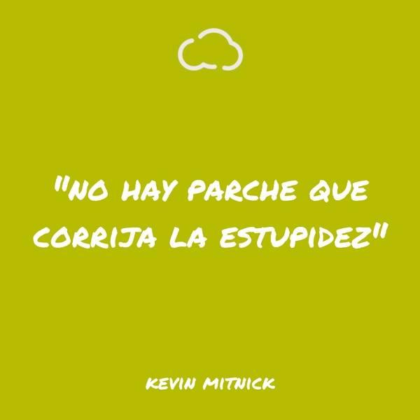 frases de informatica Kevin Mitnick