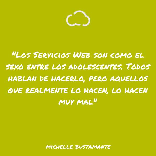 frases de informatica Michelle Bustamante
