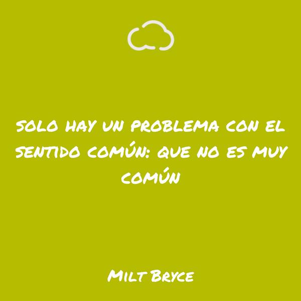 frases de informatica Milt Bryce