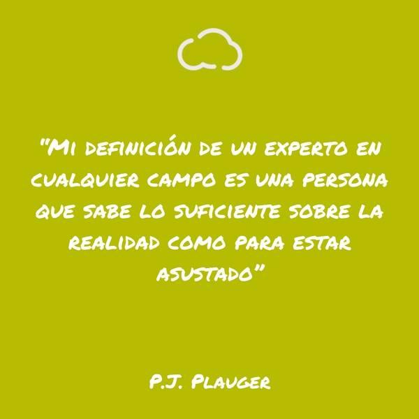 frases de informatica P.J. Plauger
