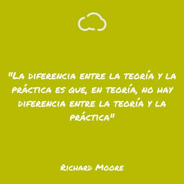 frases de informatica Richard Moore