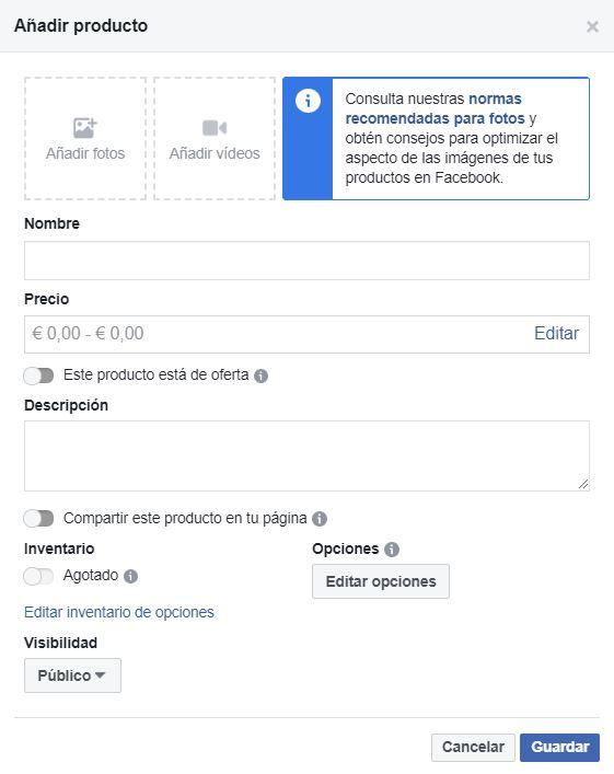 tutorial tienda de facebook 11