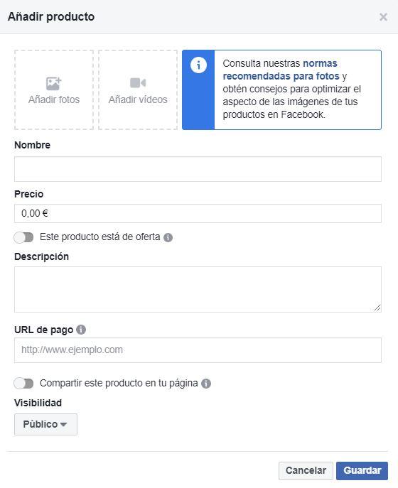 tutorial tienda en facebook 8